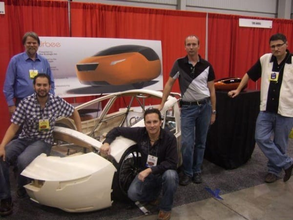 urbee 3d printed car 4 What 3D Printing has to do in Car Productions?